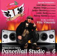 Dancehall Studio Volume 6 - mixtape reggae