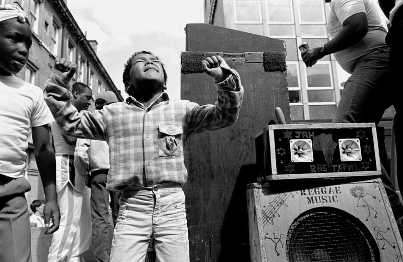 Musica Reggae - Sound System