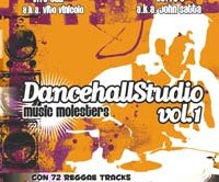 Dancehall Studio volume 1 - MixTape reggae