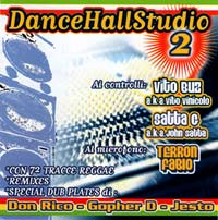 Dancehall Studio volume 2 - MixTape Reggae