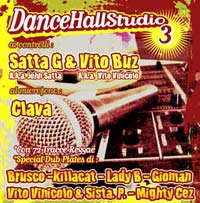 Dancehall Studio volume 3 - MixTape Reggae