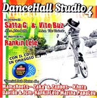 Dancehall Studio volume 4 - mixtape reggae