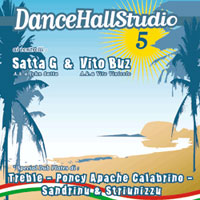 Dancehall Studio volume 5 - mixtape reggae