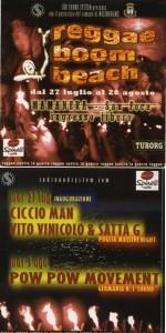 MamaNera Beach 2003 - Vito Vinicolo & Satta G