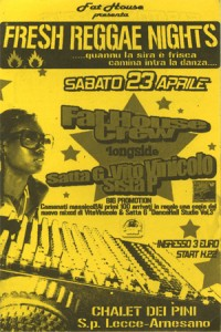 Lion Rock Sound & Fat House Crew - Salento