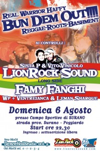 Lion Rock Sound - Salento